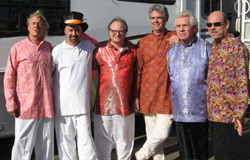 Strawberry Alarm Clock band shot, circa 2008