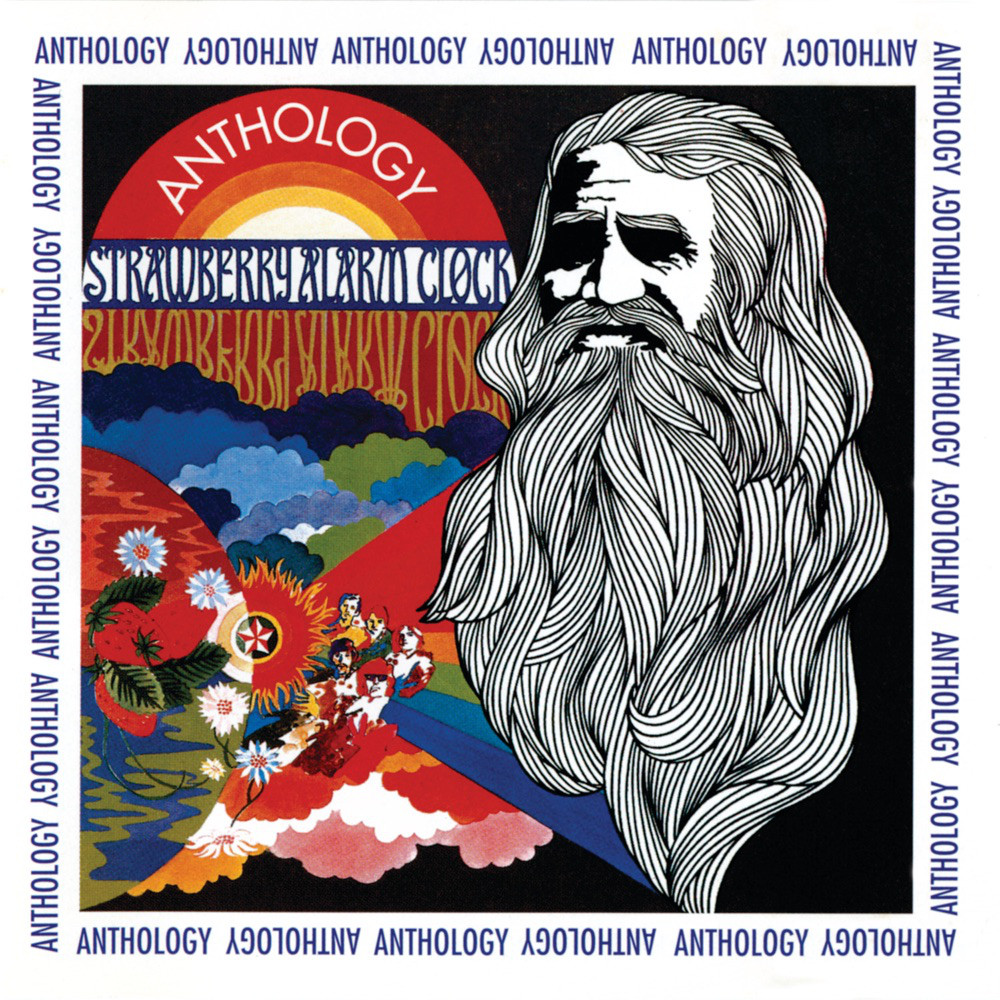 Strawberry Alarm Clock Anthology CD compilation (1993)